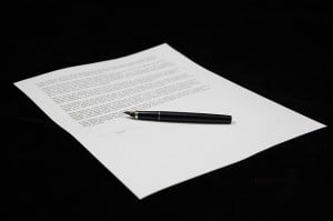 Umowa na usługi transportowe